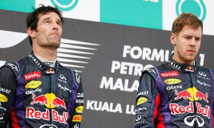 Vettel-Webber