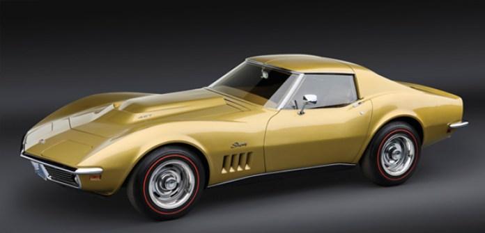1969 Chevrolet Corvette L88 Goes To Auction (1)