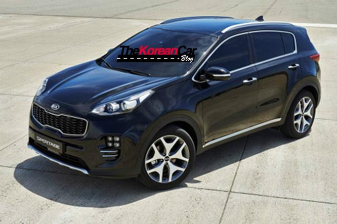 2016 Kia Sportage leaked official images (2)