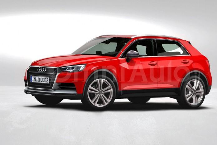 Audi Q1 Rendering (1)