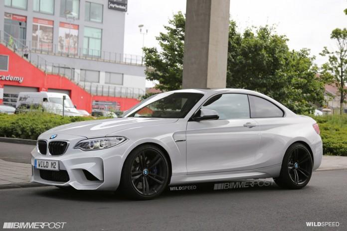 BMW M2 renderings (4)
