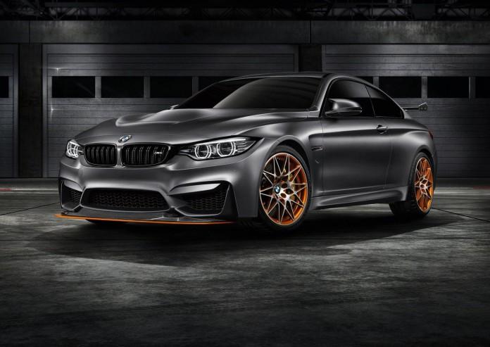 BMW M4 GTS concept 12
