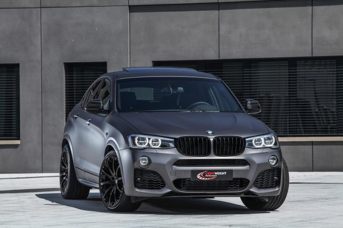 BMW X4 by Lightweight 25
