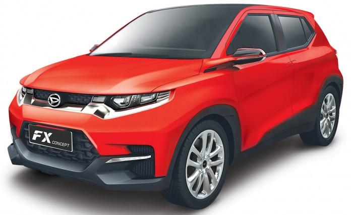 Daihatsu FX Concept (1)