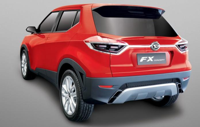 Daihatsu FX Concept (2)