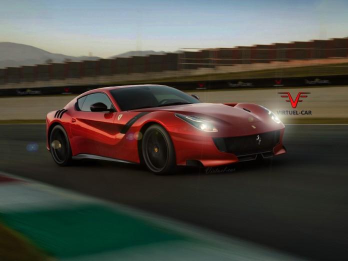 Ferrari F12 GTO Speciale
