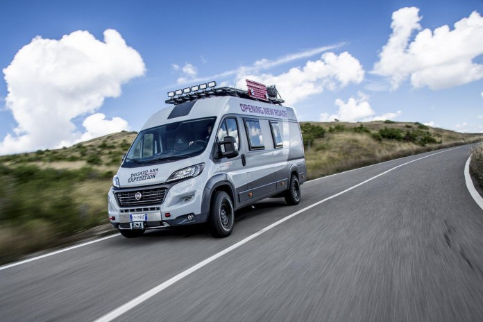 Fiat Ducato 4x4 Expedition 1