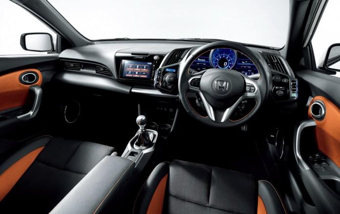 Honda CR-Z facelift 2016 (45)