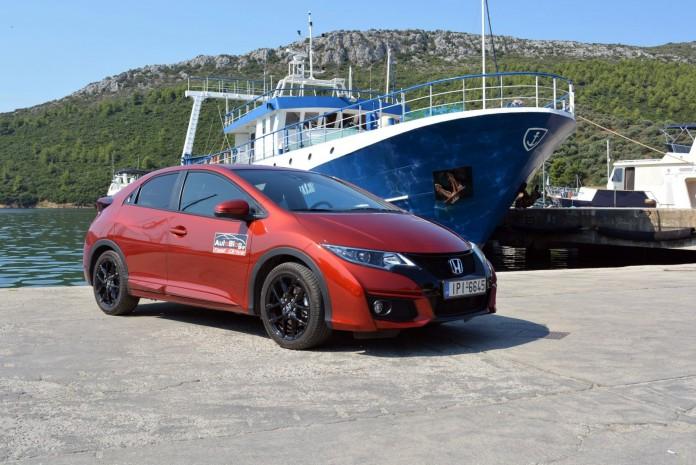 Honda Civic Sport 1.6 i-DTEC Test Drive (4)