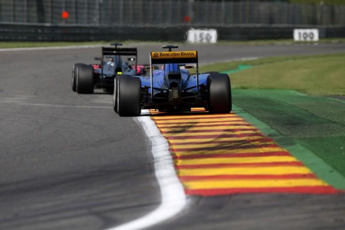 Belgium GP Race 23/08/15