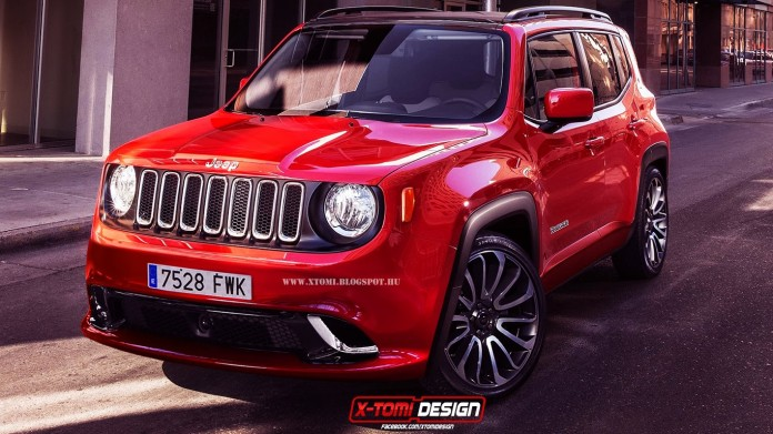 Jeep Renegade SRT8