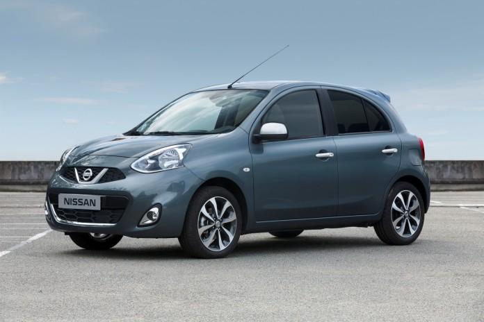 Nissan Micra N-Tec (1)