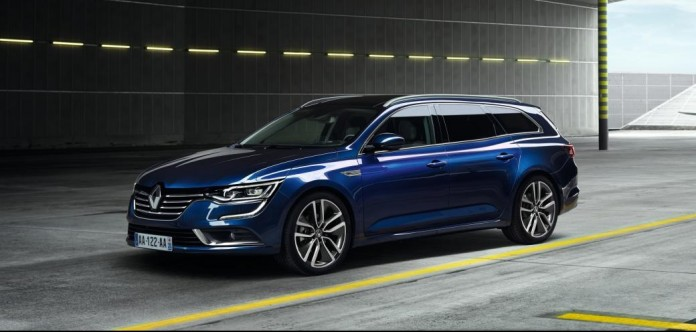 Renault Talisman Estate (8)