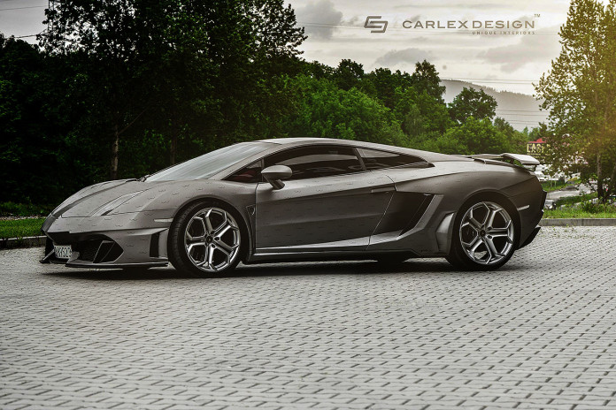Lamborghini photo at LamboCARS.com