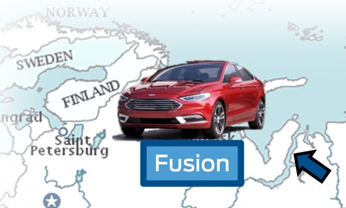 ford mondeo fusion facelift