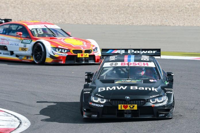 Motorsports: DTM race Nuerburgring, #7 Bruno Spengler (CDN, BMW Team MTEK, BMW M4 DTM)