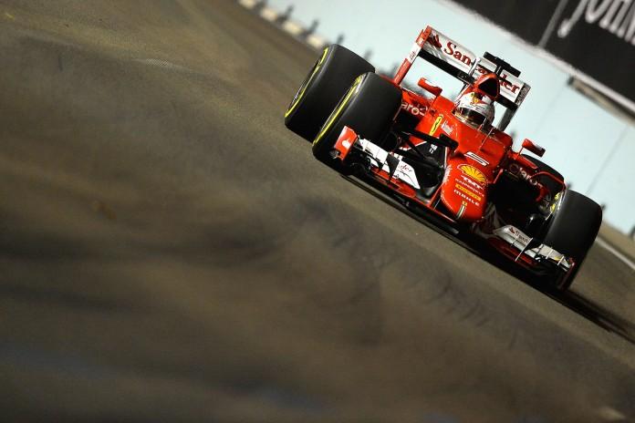 GP SINGAPORE F1/2015 © FOTO STUDIO COLOMBO PER FERRARI MEDIA (© COPYRIGHT FREE)