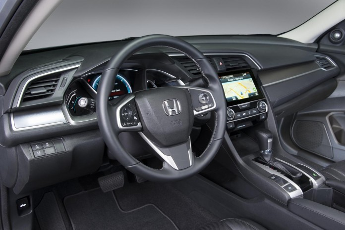 2016 Honda Civic Sedan 4