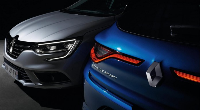 2016 Renault Megane (2)