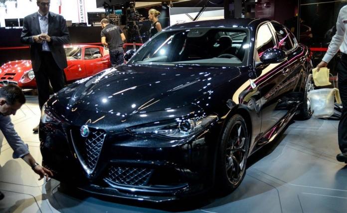 Alfa Romeo Giulia QV Live (2)