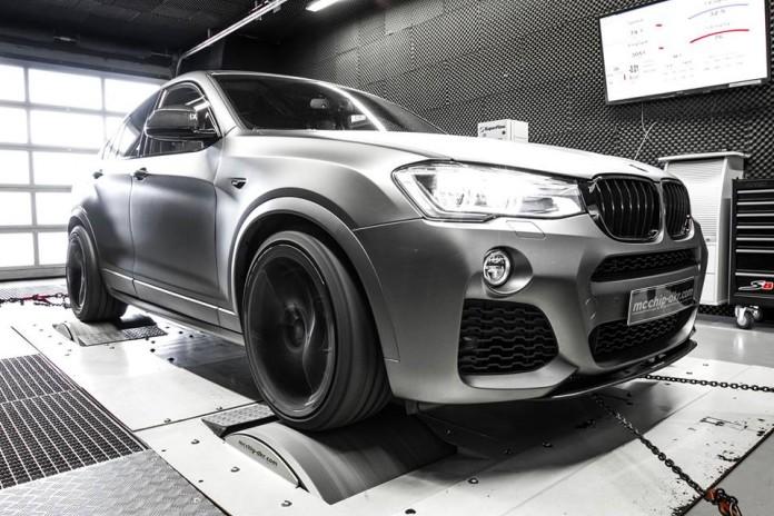 BMW X4 by Mcchip DKR (2)