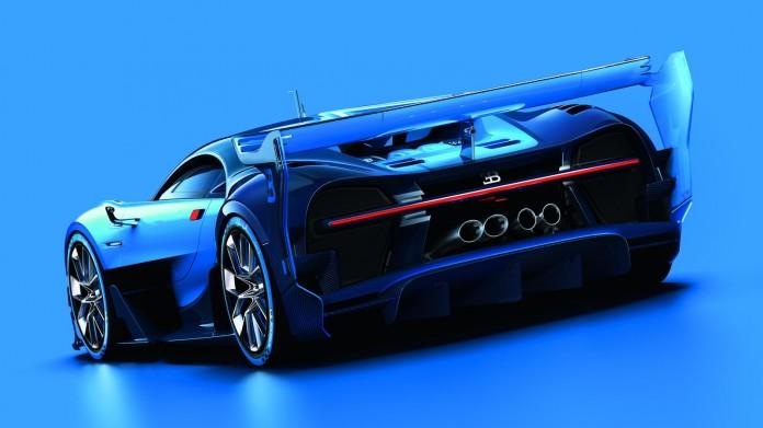 Bugatti Vision Gran Turismo concept 3