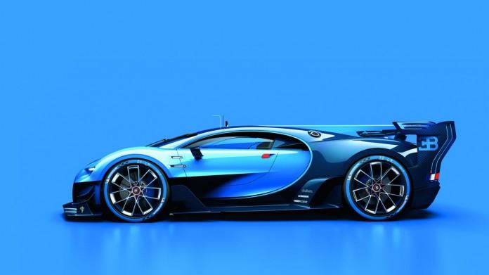 Bugatti Vision Gran Turismo concept 5