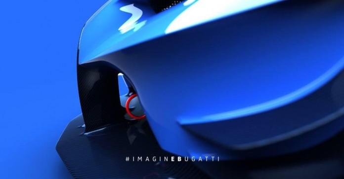 Bugatti Vision Gran Turismo concept teaser images (1)