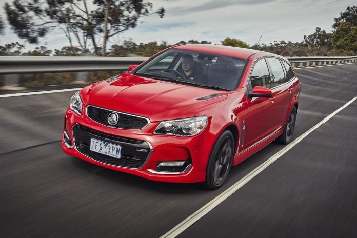 Holden Commodore VFII 2016 (3)
