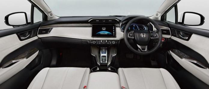 Honda FCV 2