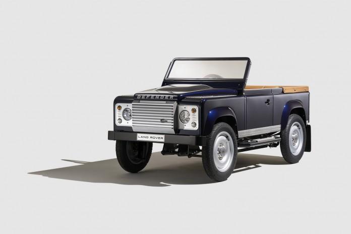 Land Rover Defender Pedal Car Concept (3)