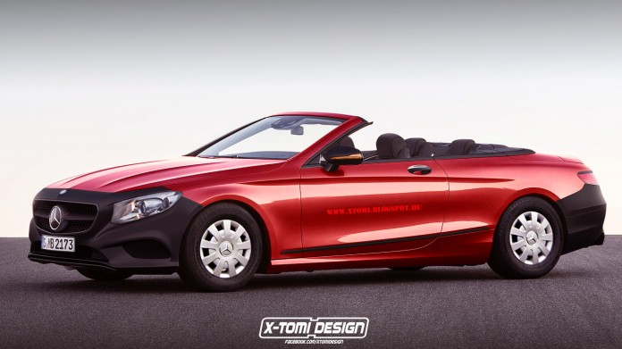 Mercedes-Benz S-Klasse Cabriolet Base Spec