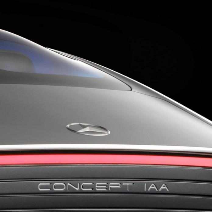 Mercedes-IAA- Concept