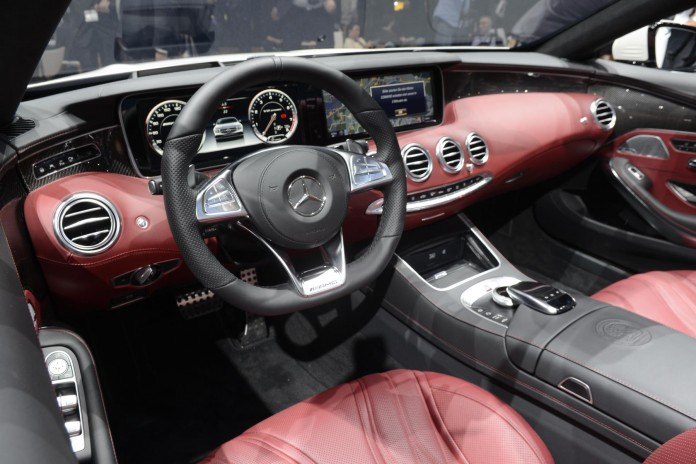 Mercedes S-Class Cabriolet 2016 (19)