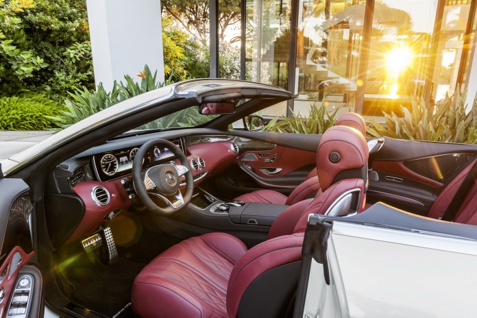 Mercedes S-Class Cabriolet 2016 (32)