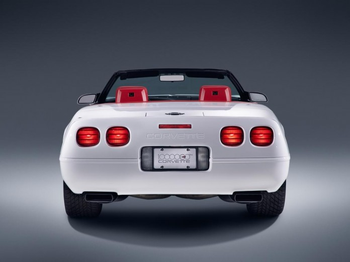 One Millionth Chevrolet Corvette 3