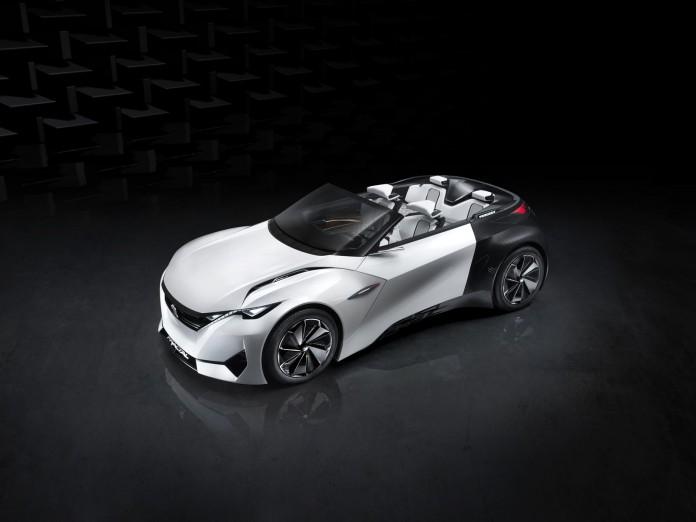 Peugeot Fractal concept 1