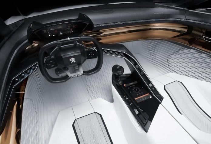 Peugeot Fractal concept 40