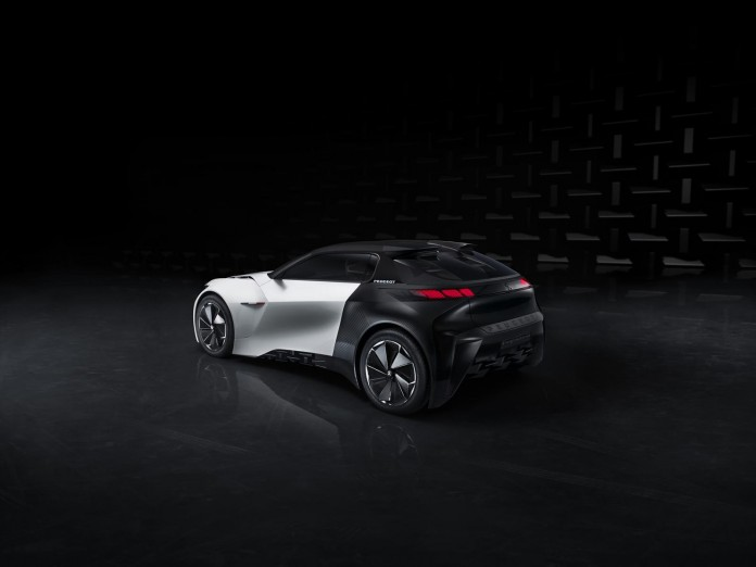 Peugeot Fractal concept 63