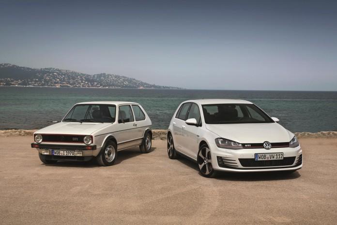 Volkswagen-Golf-GTI-Mk1-and-Mk7