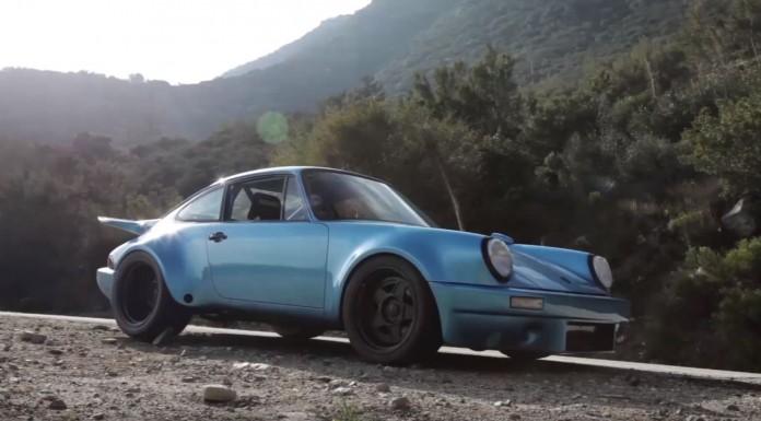 1000hp Porsche 911 Turbo