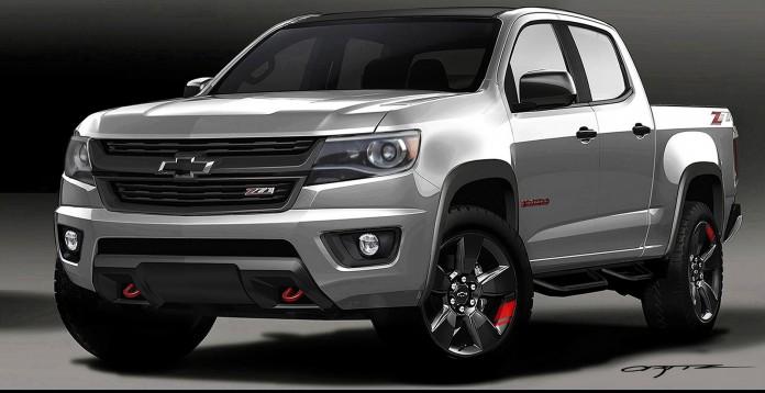 2015-SEMA-Chevrolet-Colorado-Red-Line-1