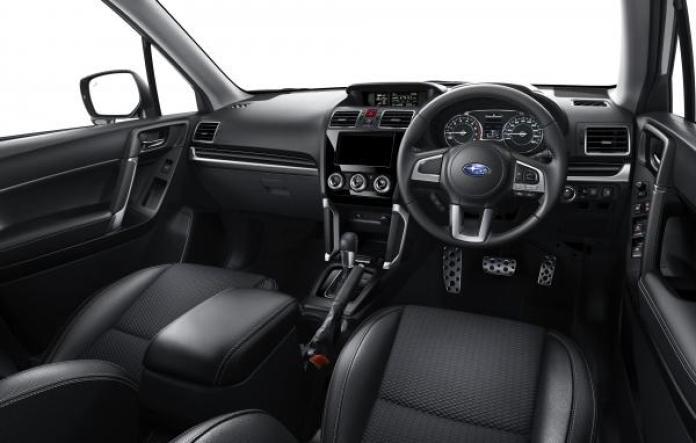 2016 Subaru Forester (JDM) 13