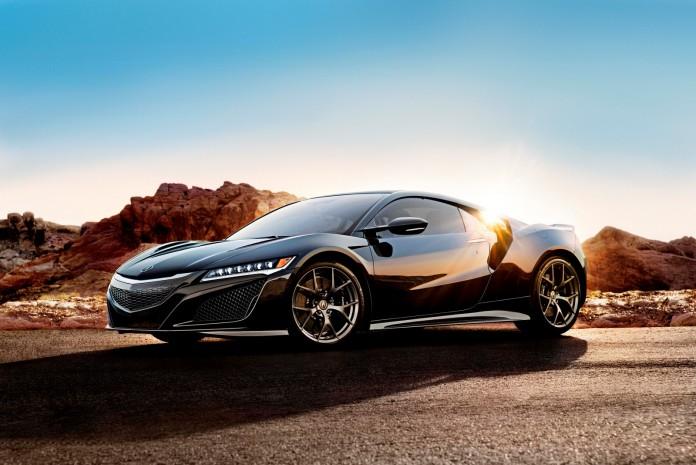 2017 Acura NSX - 03