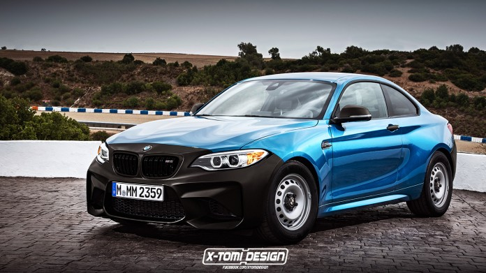 BMW M2 Base Spec