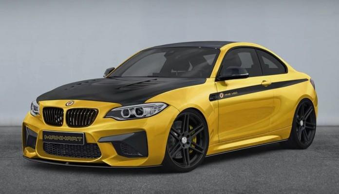 BMW M2 Manhart Racing