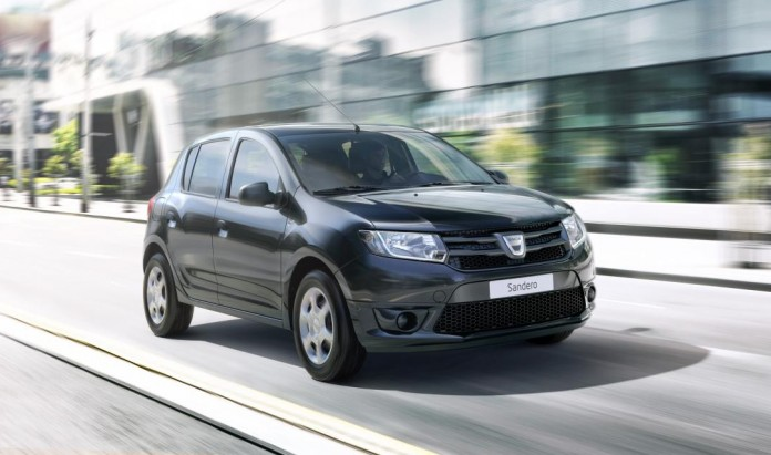Dacia Duster Steel - Sandero Music 2