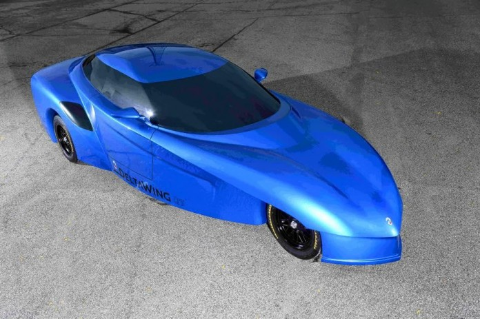 DeltaWing concepts 1