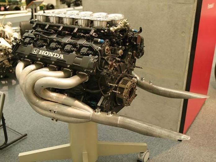 Honda F1 V10