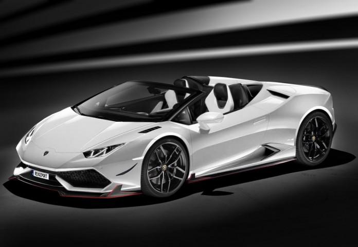 Lamborghini Huracan by RevoZport (1)